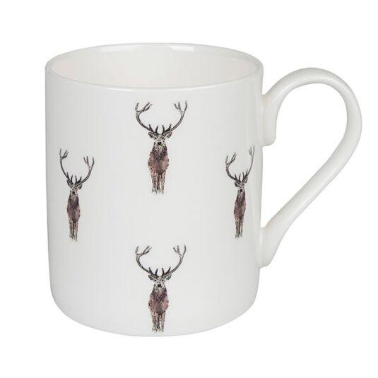 Highland Stag Standard Mug