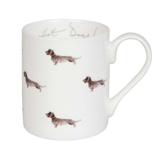 Dachshund Hot Dogs! Standard Mug