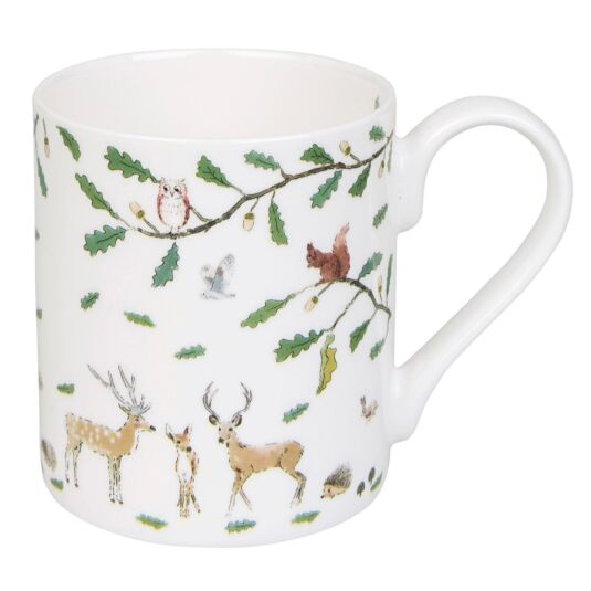 National Trust Woodland Standard Mug