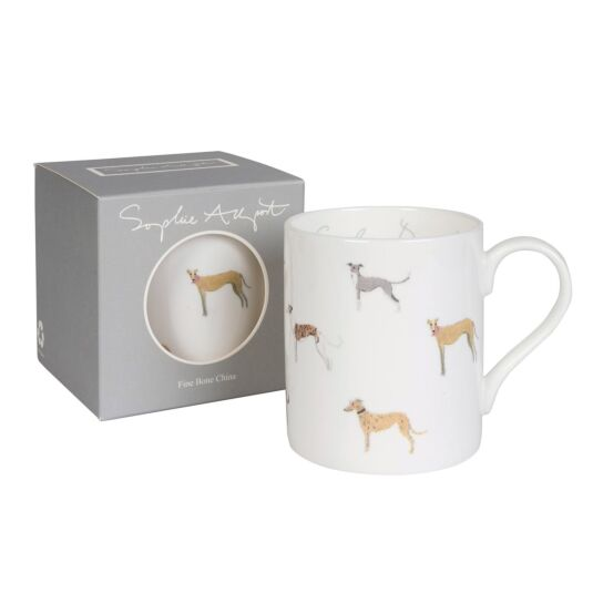 Speedy Dogs Standard Mug