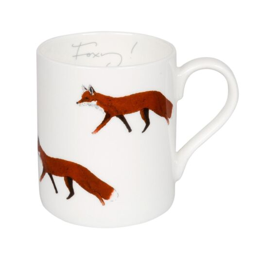 Foxes - 'Foxy!' Mug Sophie Allport
