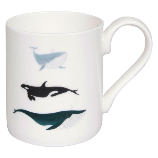 Whales Solo Standard Mug