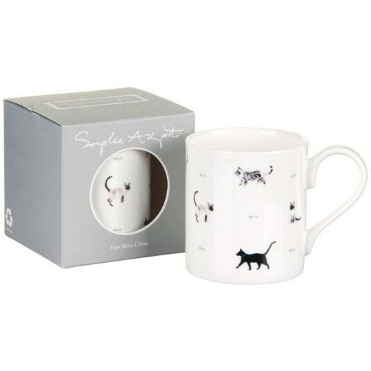 Cats & Bones Mug