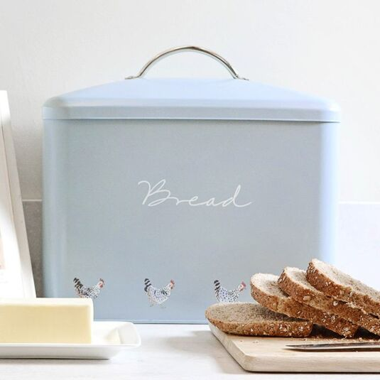 Chicken Bread Bin