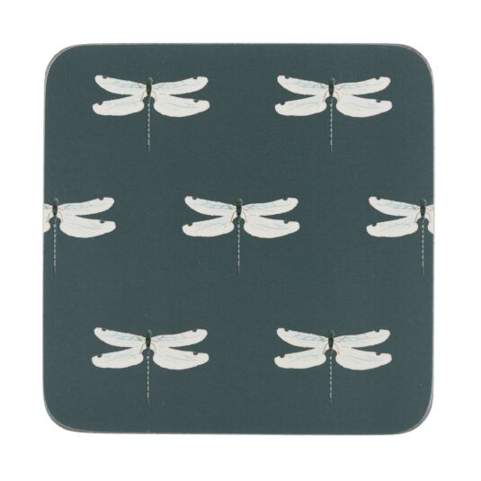 Dragonfly Set of 4 Coasters