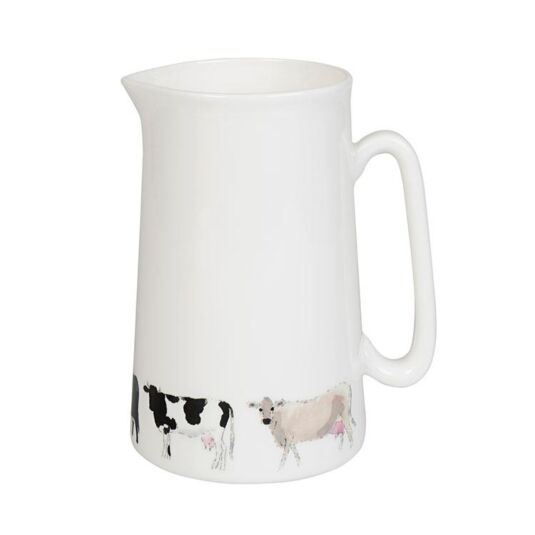 Cows Medium Jug