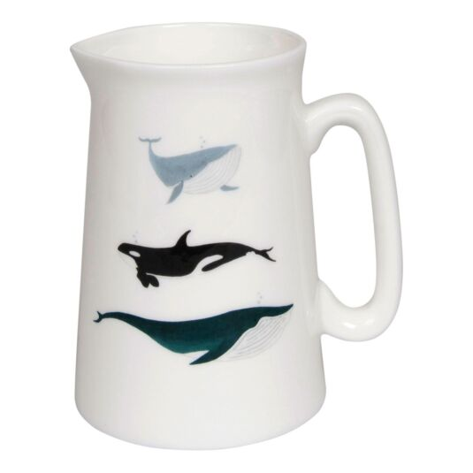 Whales Small Boxed Jug
