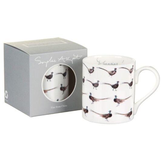 Pheasies! Pheasant Mug