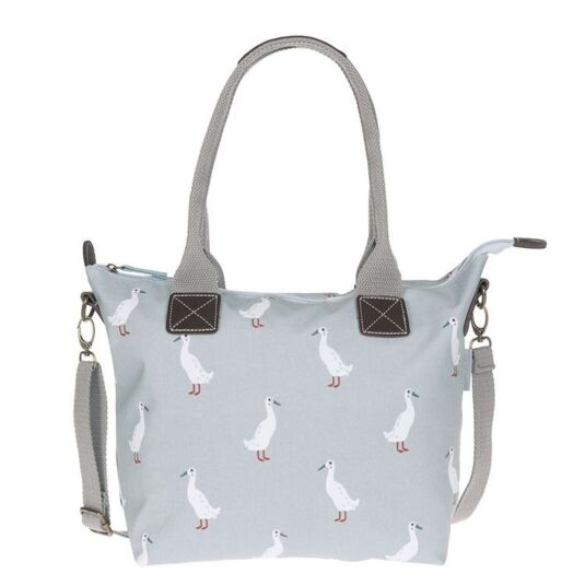 Runner Duck Mini Oilcloth Oundle Bag