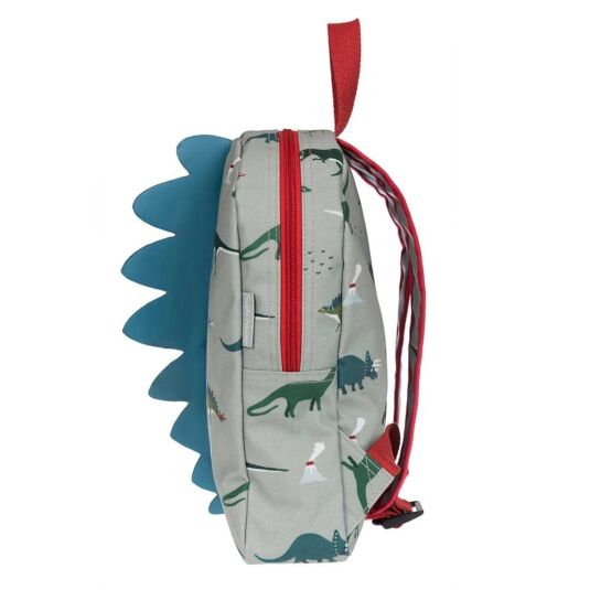 Dinosaurs Spike Oilcloth Back Pack