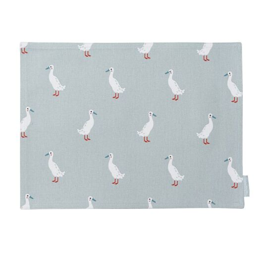 Runner Duck Set of 4 Napkins