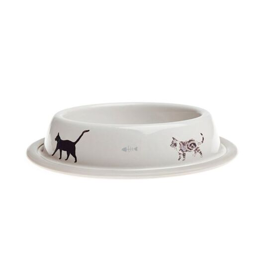 Purrfect Cat Bowl