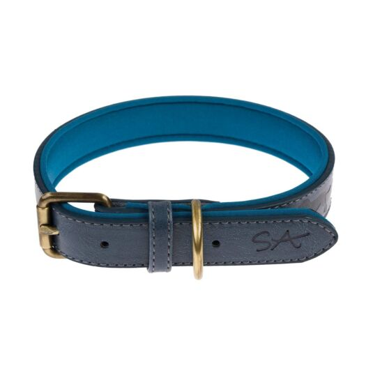 Large Teal Collar