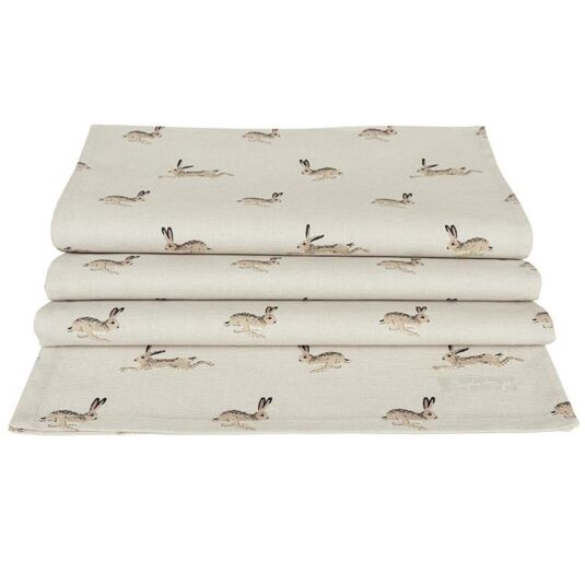 Hare Table Runner
