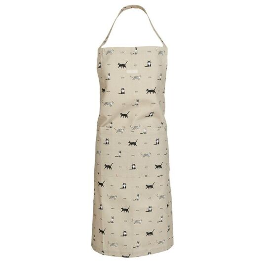 Purrfect Adult Apron