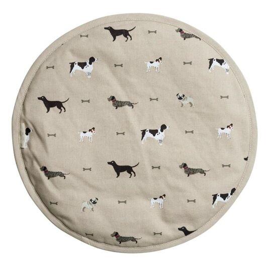 Woof Circular Hob Cover