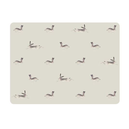 Hare Set of 4 Boxed Placemats