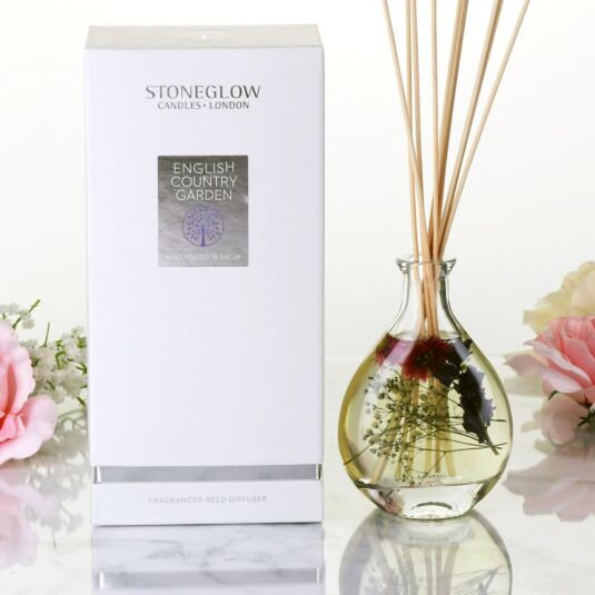 English Country Garden Nature's Gift Reed Diffuser