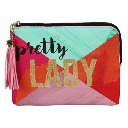 "Ta-Daa! ""Pretty Lady"" Make-up Bag"
