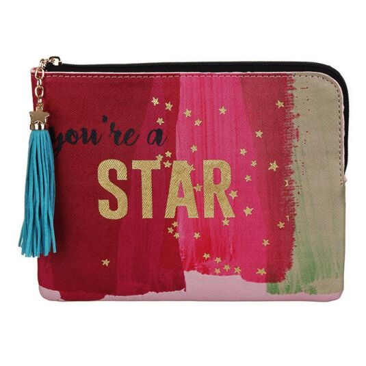 "Ta-Daa! ""Star"" Make-up Bag"