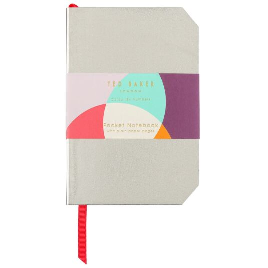 Colour By Numbers Pocket Notebook