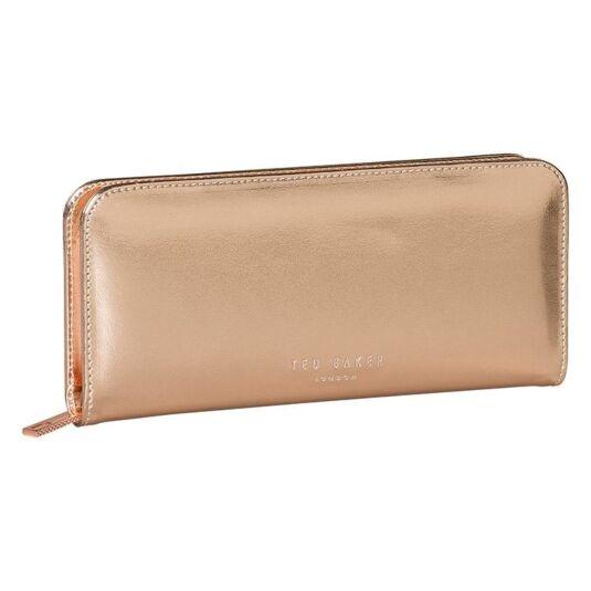 909bbd710727b Ted Baker Rose-Gold Pencil Case – Filled