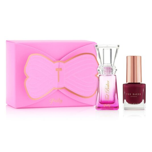 Polly's Bow Perfume & Nail Polish