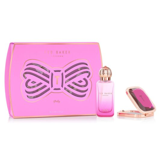 Polly's Perfect Pair Perfume & Mirror Set