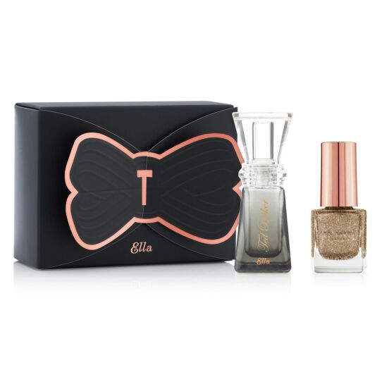 Ella's Bow Perfume & Nail Polish