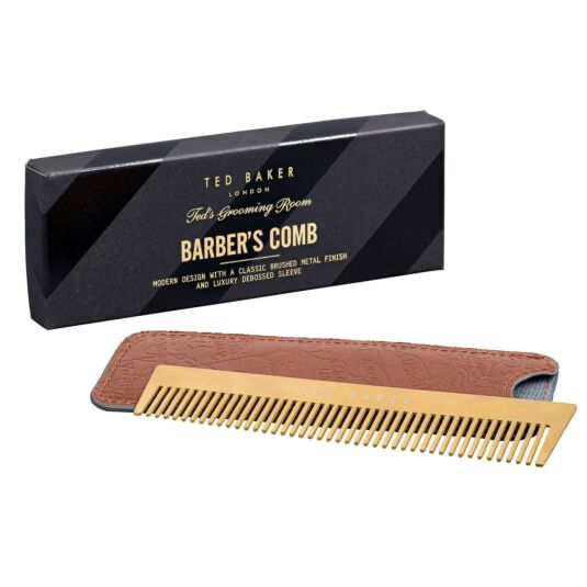 Ted's Grooming Room Barber's Comb