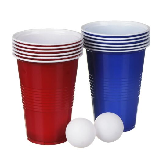 Let's Play: Beer Pong