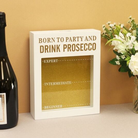 Drink Prosecco Cork Box