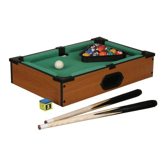 Tabletop Pool Table Game