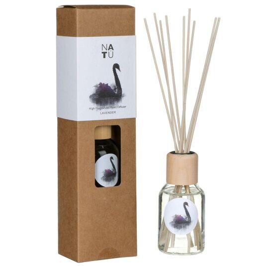 NATU Lavender 100ml Reed Diffuser