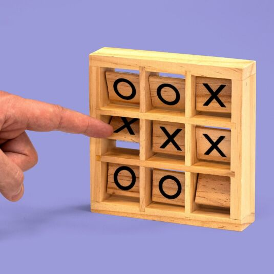 Tic-Tac-Toe Board