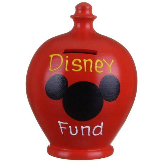 Disney Fund Money Pot