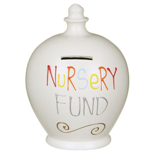 Nursery Fund Money Pot