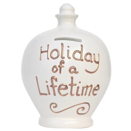 Holiday Of A Lifetime Money Pot