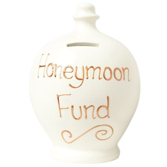 Honeymoon Fund Money Pot