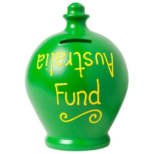 Australia Fund Money Pot