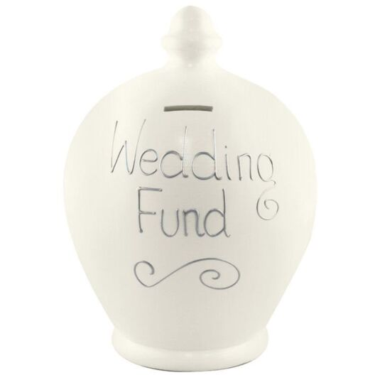 Wedding Fund Deluxe Money Pot