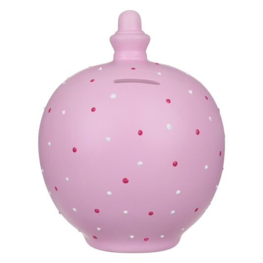 Pink Spots Small Money Pot