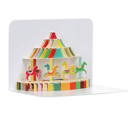 Carousel 3D Card