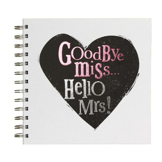 Goodbye Miss Hen Do Album