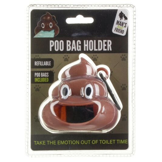 Dog Poo Bag Holder