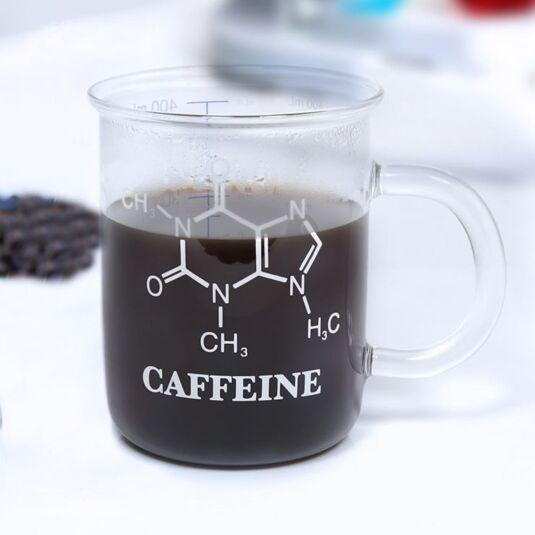 Chemistry Glass Coffee Mug