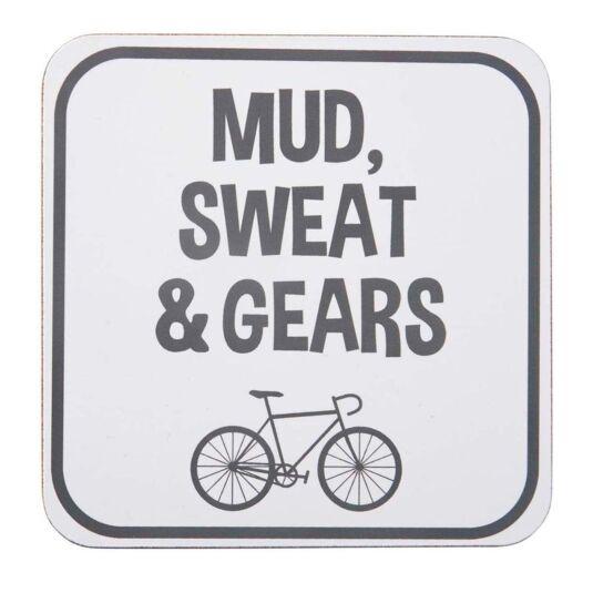 'Mud, Sweat & Gears'
