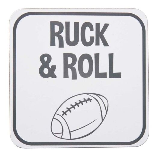 'Ruck & Roll' Coaster