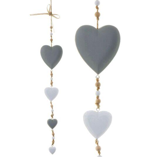 Amelie Hearts Garland