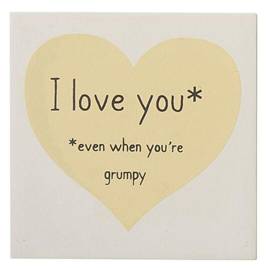I Love You – Grumpy Magnet